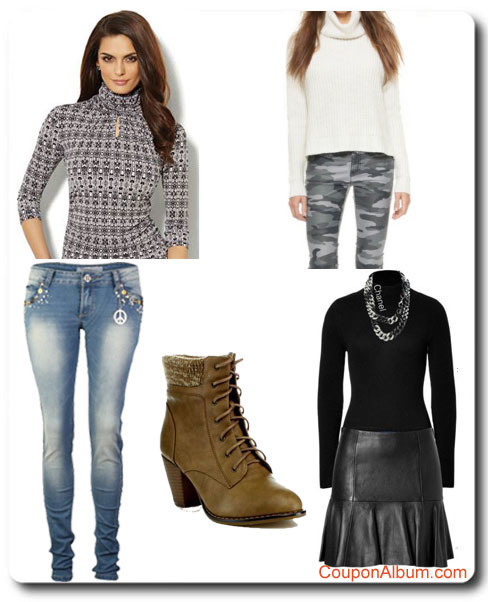 winter fashion trends 2014