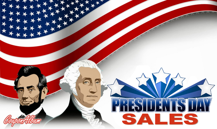 Presidents' Day Sales