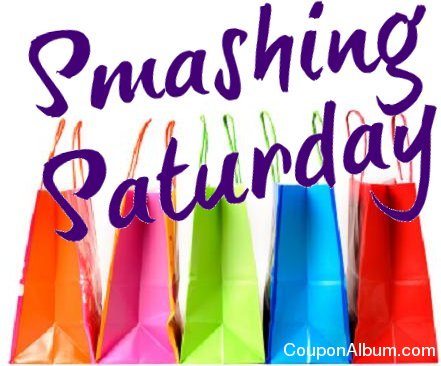 Discount Coupons for Saturday!