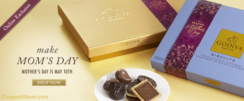 Godiva Mother's Day Chocolates