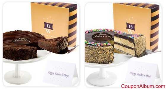 Bake Me A Wish coupon