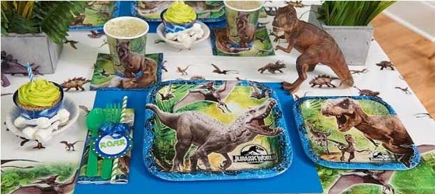 Jurassic World Party Ideas