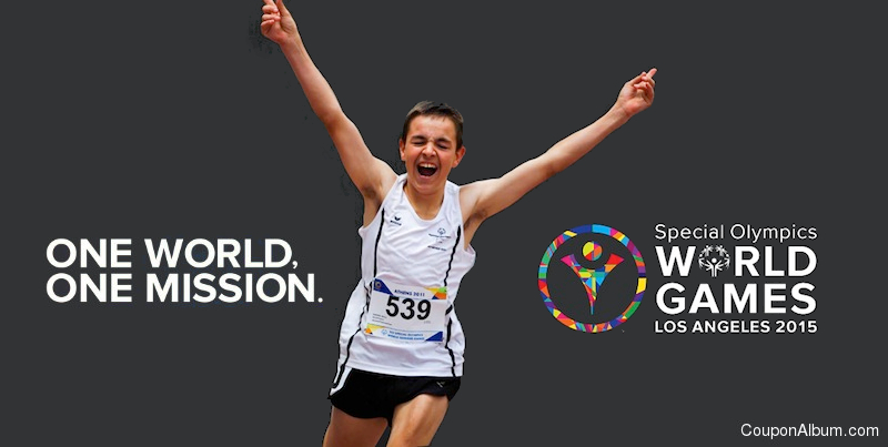Special Olympics World Games Los Angeles 2015