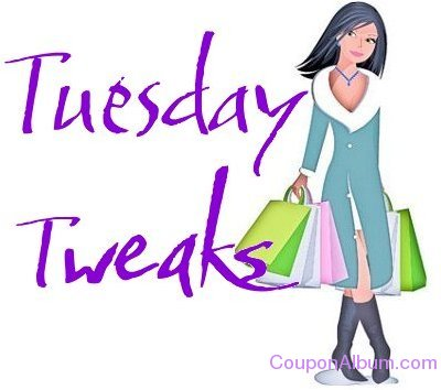 Tuesday Tweaks