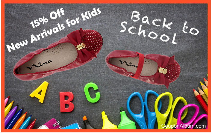 Nina Shoes coupons