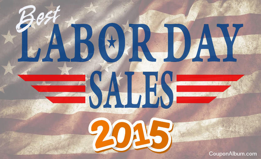 Best Labor Day Sales of 2015