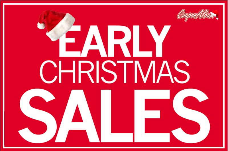 Pre Christmas Sales