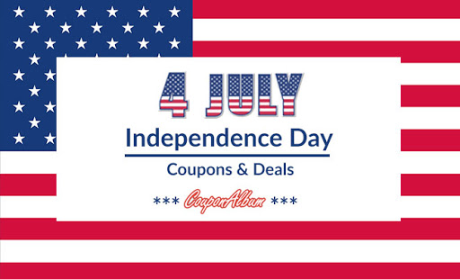4th july online shopping deals