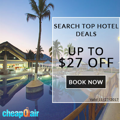 Cheapoair discount coupons